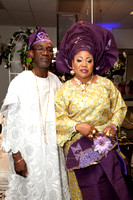 Gregory & Bibiana Balogun's Renewal of Vows/Birthday Celebration